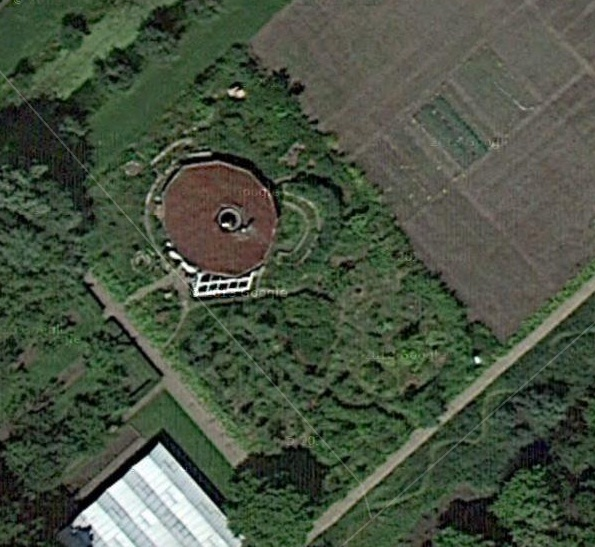 Google Maps Zuiderpark